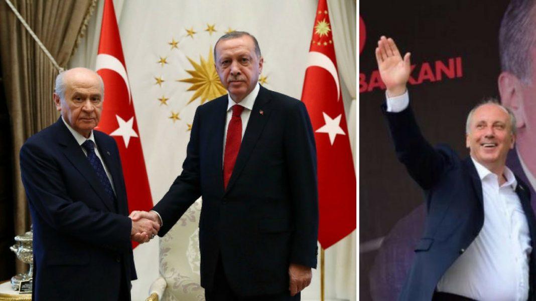 Üç Lider